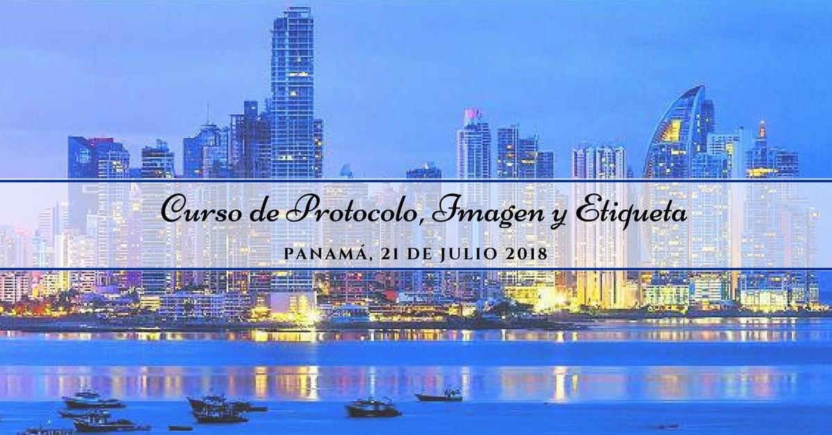 Curso de protocolo en Panama Imagen y Elegancia