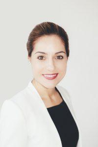 Yolanda Pérez protocolo