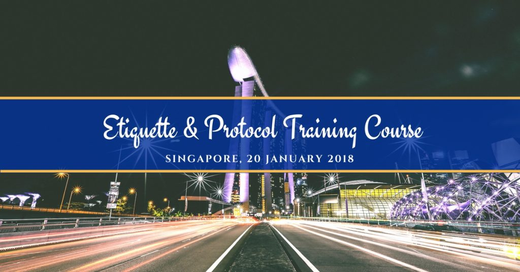 protocol training course in singapore