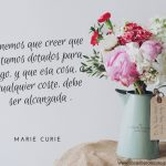 marie curie frases